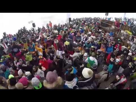 Шок -   На Французском горнолыжном курорте Натали взорвала танцпол  Скачать без смс