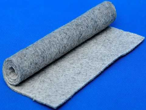 woven and nonwoven geotextile