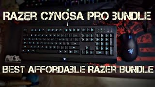 Razer CYNOSA Pro Bundle Unboxing & Review !!! Best for Price !! [KH]
