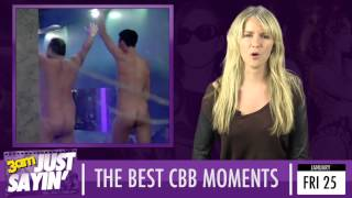 The best moments of Celebrity Big Brother 2013, with lots of naked stars!