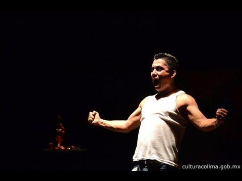 Monólogo EL KAME HAME HA, obra completa con la actuación de Esteban Castellanos
