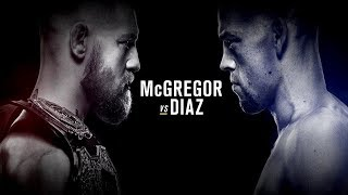 Conor McGregor vs Nate Diaz: The Rivalry
