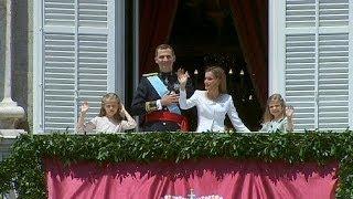 У Испании новый король - Фелипе VI