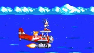 Sonic 3 & Knuckles Part 1: Angel Island Zone (Sonic & Tails)