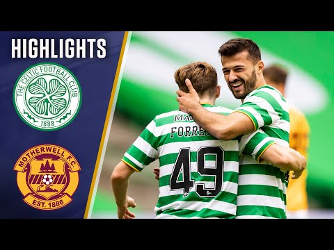 Celtic Motherwell Goals And Highlights