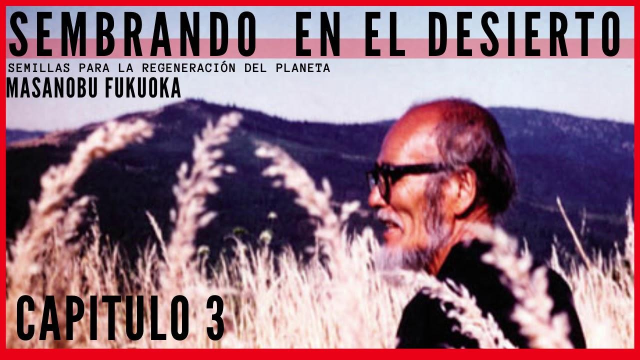 Audio Libro Masanobu Fukuoka ¨Sembrando en el desierto¨ Capitulo 3.