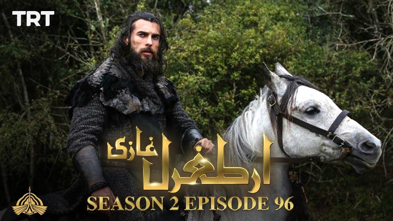 Download Ertugrul Ghazi Urdu   Episode 96  Season 2