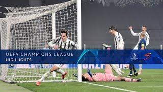 UEFA Champions League | Round of 16 | Juventus v FC Porto | Highlights