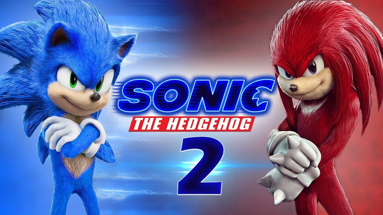 Sonic The Hedgehog 2 First Look 2022 Youtube