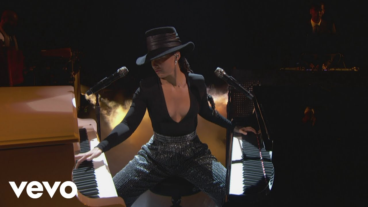 Download Alicia Keys - Songs I Wish I Wrote (LIVE at the 61st GRAMMYs)