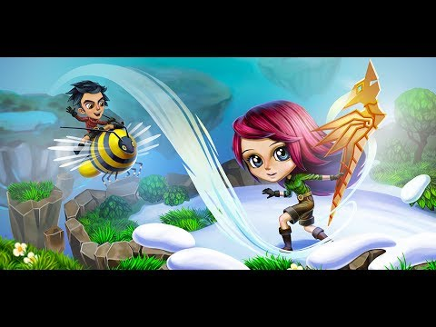 Chibi Survivor - Weather Lord Trailer Google Play
