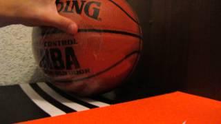 JBS Jakson Basket Shop Мяч Spalding Grip control обзор