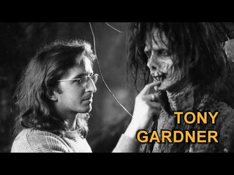 Tony Gardner    HorrorHound Weekend