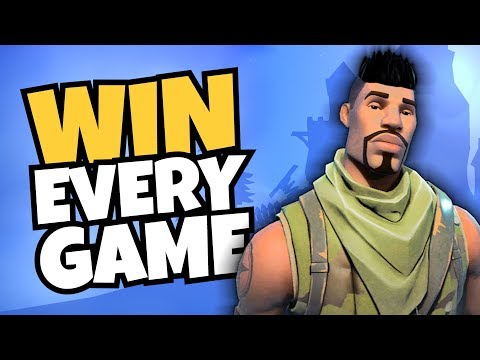 Fortnite: How To Win Every Game