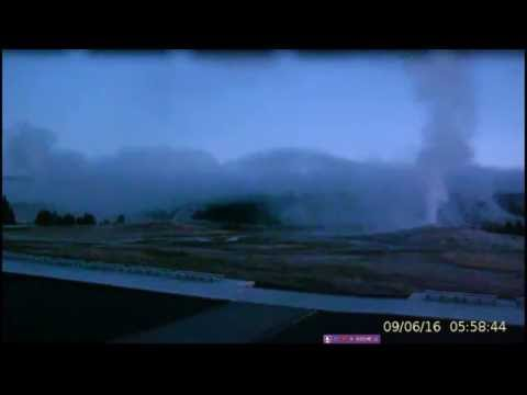 Alarming Video From Yellowstone! WTH ?? PLEASE SHARE!