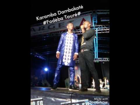 Karamba Dambakaté Fodéba toure Dakonta.