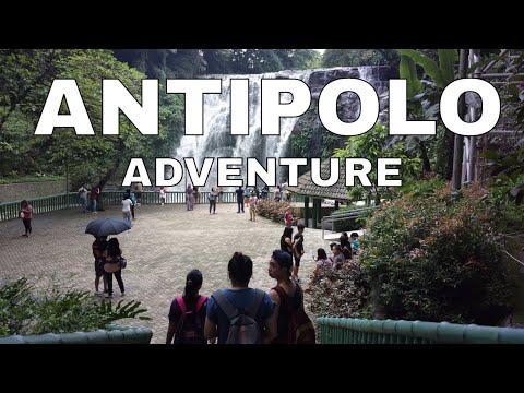 ANTIPOLO ADVENTURE (Lakas Ng Trip!) | VLOG #10