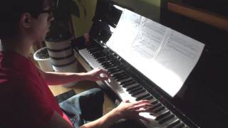 Naruto Shippuden OST - Samidare (Early Summer Rain) - Piano Cover