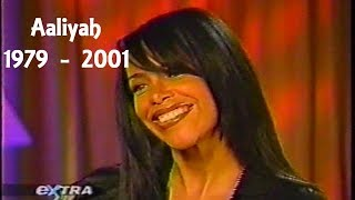 Aaliyah - Her Death in 2001 (News Coverage)