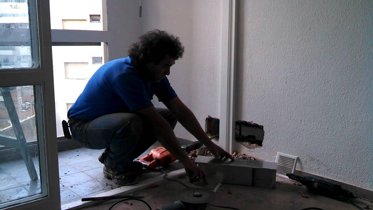 Rejilla ventilaci n para gas youtube - Rejilla de ventilacion ...