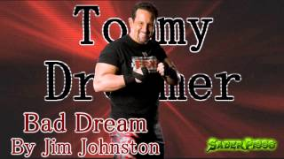 "WWE: Tommy Dreamer Theme Song ""Bad Dream"" Arena Effects (HQ)"