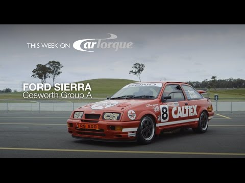 CarTorque Series 2 - Ford Sierra Cosworth RS500 Group A
