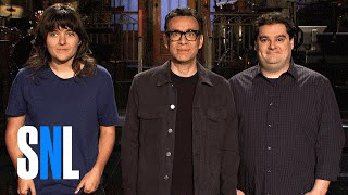 Fred Armisen and Courtney Barnett Will Bring Pizazz to the SNL Season Finale - SNL