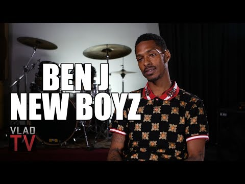 Ben J on Dating Keke Palmer at 16, Says He Should've Been More Like Tyga (Part 2)