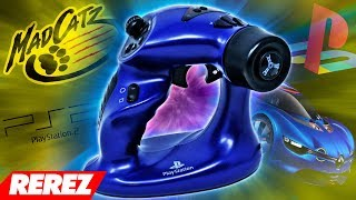 MadCatz Racing Handheld Racing Controller Review - Rerez