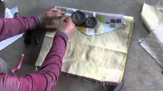 How to make Fashionable designer blouse N many pieces part 2 of 5