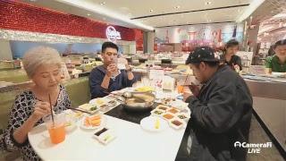 live-พาแม่มากิน-sukishi-เนื่องในวันแม่-sukishi-peach-eat-laek