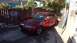 Мазда 6. Финал Покраски.Трехслойка. Mazda : 41v : Soul Red
