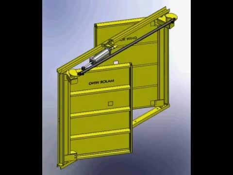 American Mine Door Animation.avi & American Mine Door Animation.avi - YouTube Pezcame.Com