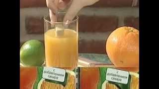 видео Натуральный сок - как отличить настоящий сок от ненатурального?