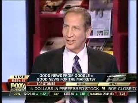 Biz Radio's Dan Frishberg on The Cavuto Show April 17, 2008