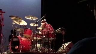 justin tyson drum solo ::  robert glasper experiment