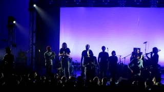 The National - Vanderlyle Crybaby Geeks (acoustic live)