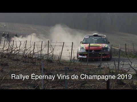 Rallye ÉPERNAY VINS DE CHAMPAGNE 2019  - Vatanen Rallye