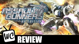 Assault Gunners HD Edition (PC/PS4/Switch) - Review