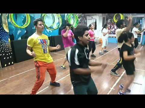 JUMME KI RAAT HAI DANCE KICK LOTUS DANCE...