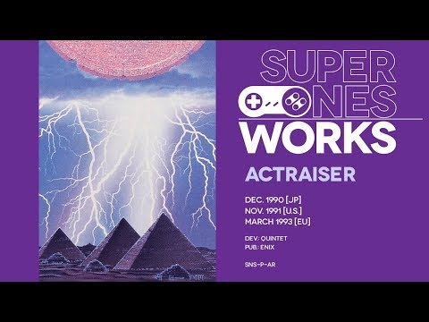 ActRaiser retrospective: All's right with the world | Super NES Works #016