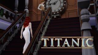 👉 VISITAMOS EL MUNDO DE TITANIC EN LOS SIMS 4