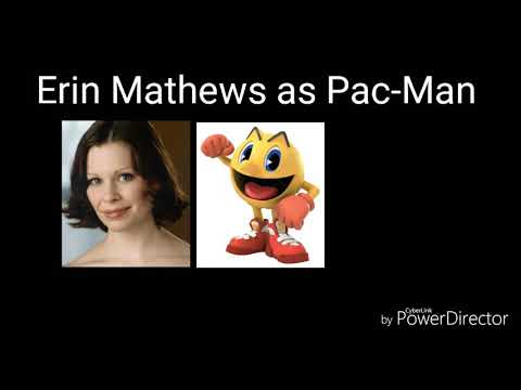 Behind the voice cast of Pac man and the Ghostly Adventures