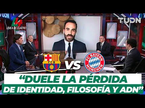 ¡Humillante eliminación de Barcelona en Champions League!   TUDN