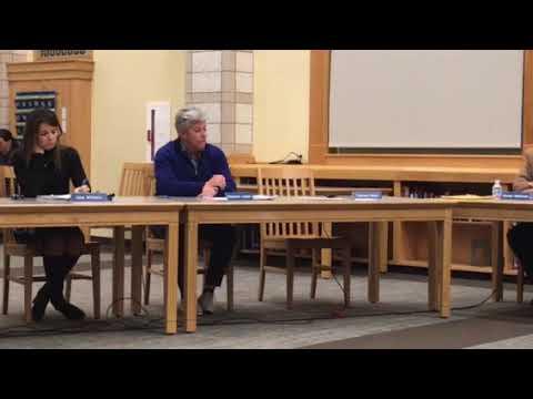 East Bridgewater superintendent addresses school committee after Nov. 15 lockdown
