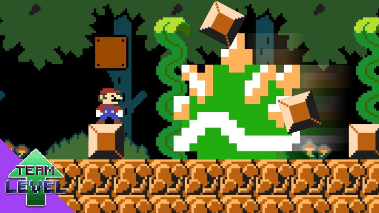 Mario's Bowser Jr. Shell Calamity