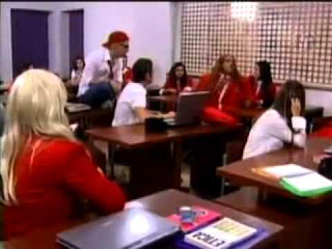 RBD - Tres Alumnas Nuevas