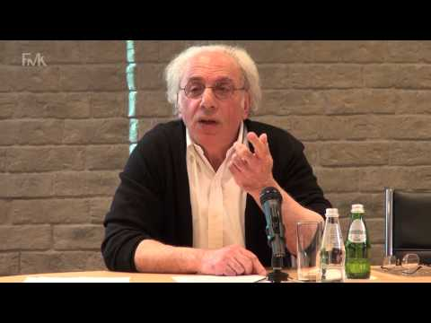 The Urgency of Thought: Marc Nichanian