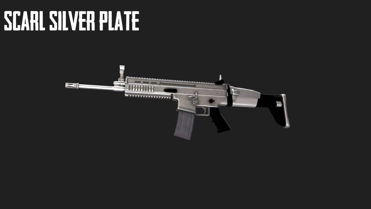 All Pubg Weapons Skins How To Get Them
