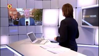 Verslaggever over de onthulling van het monument in Lommel na het busongeluk